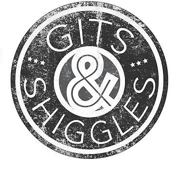 Gits & Shiggles by kzenabi