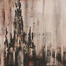 The Scott Monument by Nicola  Cairns