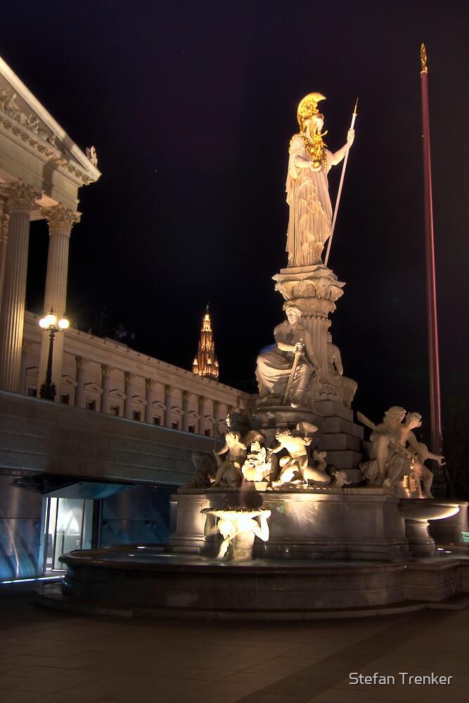 Pallas Athena by Stefan Trenker