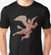 Tom Haverford as Baby Cupid Painting Unisex T-Shirt
