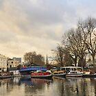 Little Venice - London by gabriellaksz
