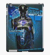 Ranger BLACK iPad Case/Skin
