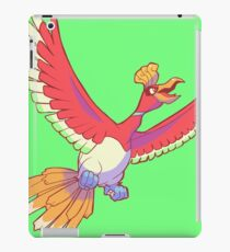 Pokemon Silver Ho-Oh  iPad Case/Skin