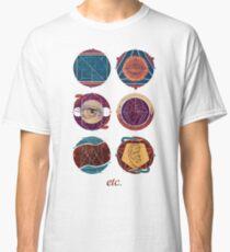 ETC - Expressive Therapies Continuum Classic T-Shirt