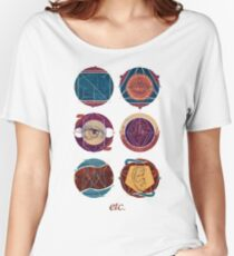 ETC - Expressive Therapies Continuum Women's Relaxed Fit T-Shirt