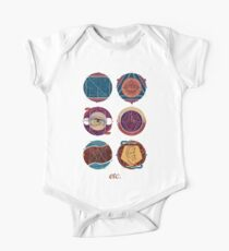 ETC - Expressive Therapies Continuum One Piece - Short Sleeve