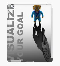 Visualize your goal Martial Arts T-shirt Mens Womens Boys Girls iPad Case/Skin