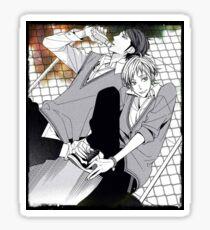 Udou & Miki Sticker