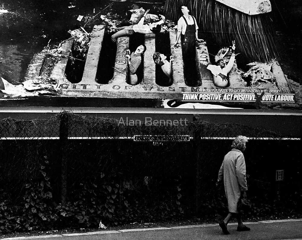Won't You Help Me? by Alan Bennett