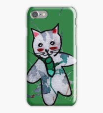 Cute Little Kitten iPhone Case/Skin