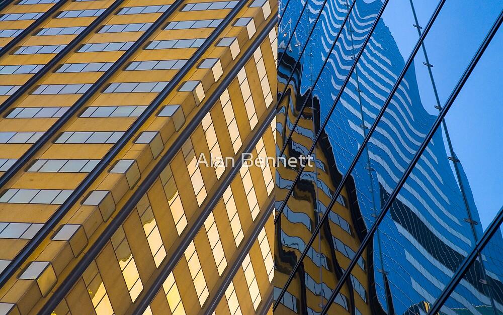 Diagonals by Alan Bennett