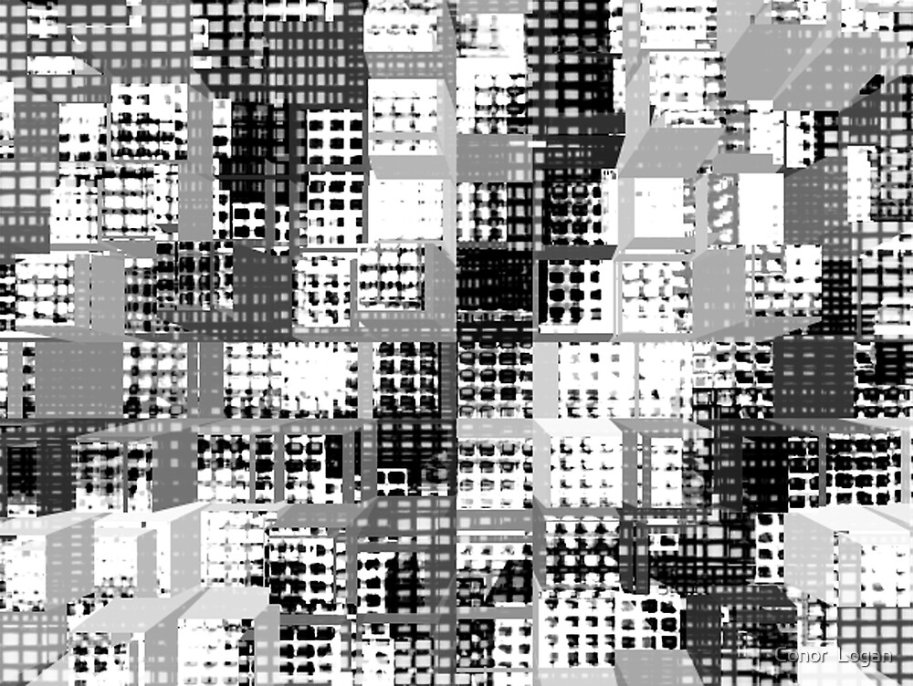 Bricks by Conor  Logan