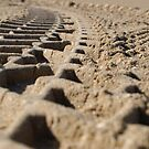 Sand Pathway by CreativeMinds