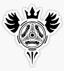 Aerial Logo Rocket League Sticker