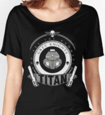 Titan War - Limited Edition Women's Relaxed Fit T-Shirt