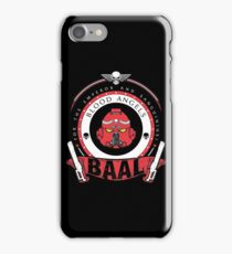 Baal War - Limited Edition iPhone Case/Skin