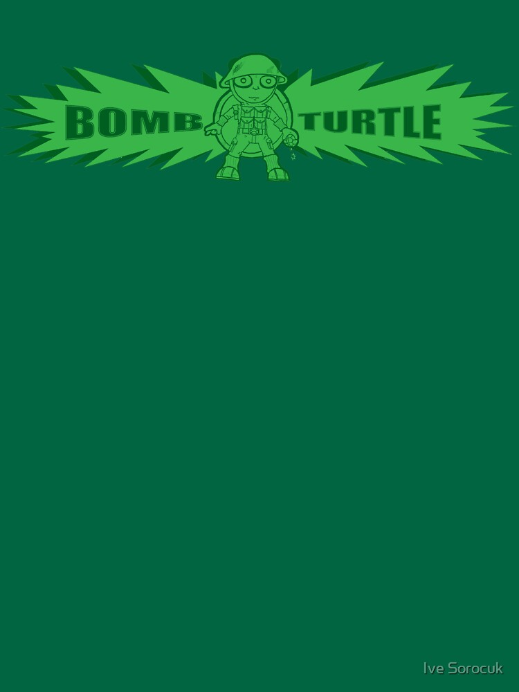 Bomb Turtle by nonstop