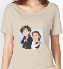 Sherlock - Sherlolly chibi Women's Relaxed Fit T-Shirt