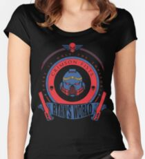 Rynn's World War - Limited Edition Women's Fitted Scoop T-Shirt