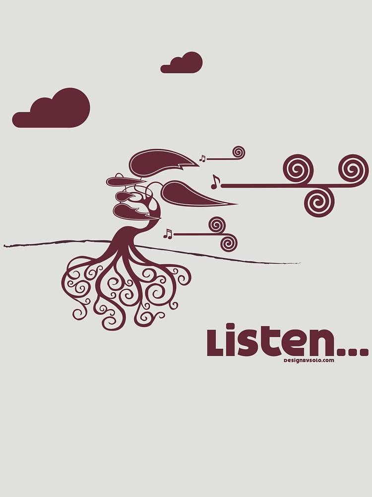 Listen by DesignbySolo