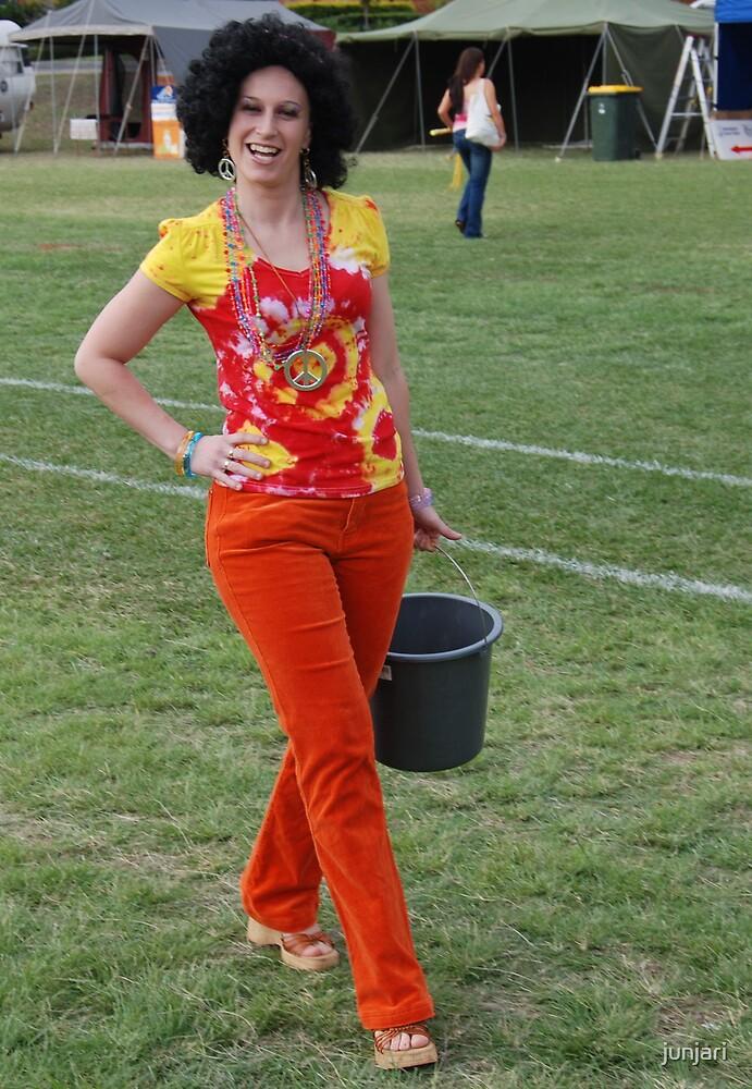 Absolutely Orange & Cheeky by junjari