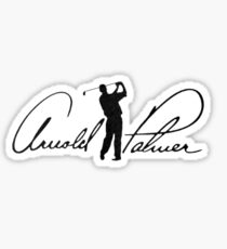 Tiger Wood Sticker