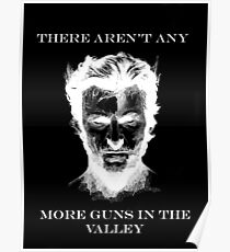 Wolverine BlackBG Poster