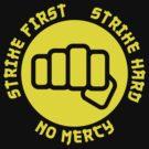 No Mercy by DetourShirts