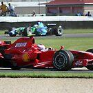 Kimi Raikkonen World Champion by Anthony Pierce