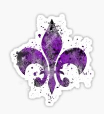 Saints Row Splatter Sticker