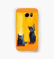 Domestic Predators  Samsung Galaxy Case/Skin
