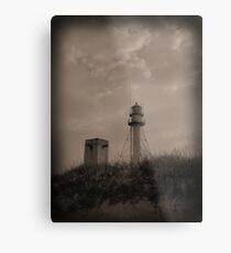 Whitefish Point Lighthouse Metal Print