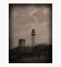 Whitefish Point Lighthouse Photographic Print