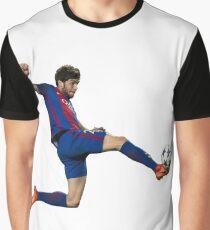 Sergi Roberto 6-1 Graphic T-Shirt