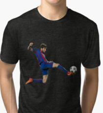 Sergi Roberto 6-1 Tri-blend T-Shirt
