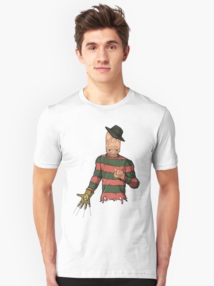 Freddy Bad Teeth Unisex T-Shirt Front