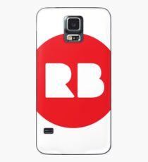 Redbubble Logo Case/Skin for Samsung Galaxy