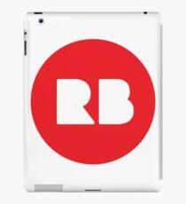 Redbubble Logo iPad Case/Skin