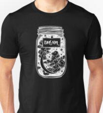 Kawaii Clouds in a Jar - Dream Tattoo Linework T-Shirt