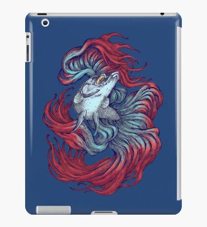 Betta New Wave iPad Case/Skin
