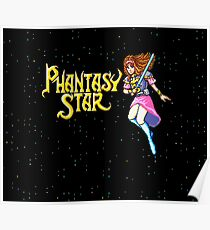 Phantasy Star Poster