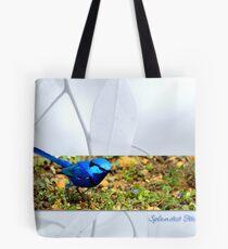 Splendid Fairy Wren Tote Bag