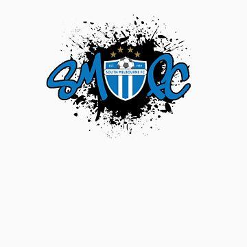 South Melbourne FC by CindyN