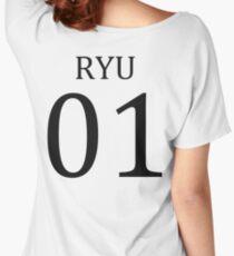 Zen - Mystic Messenger || Black Women's Relaxed Fit T-Shirt