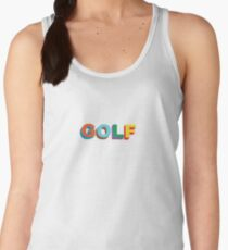 Golf Wang  Women's Tank Top