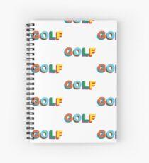 Golf Wang Spiralblock