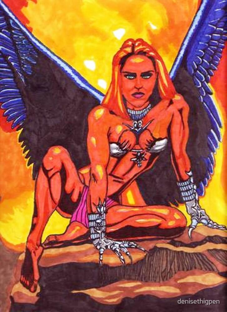 Angelfire by denisethigpen