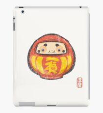 Daruma [Special Lucky Toy Box] iPad Case/Skin