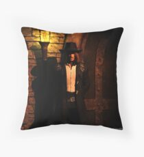 The Gunslinger 3 Throw Pillow