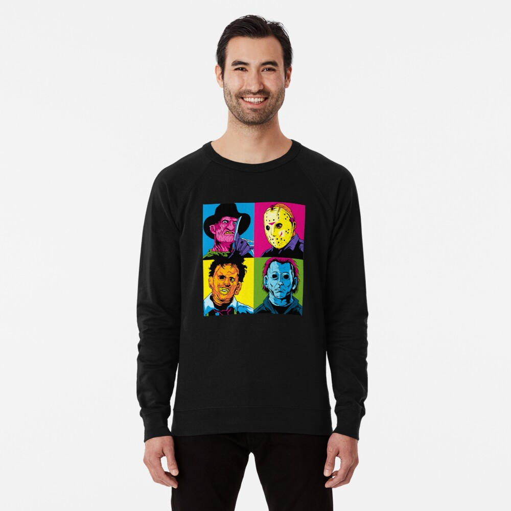 POP HORROR Lightweight Sweatshirt